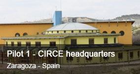 Pilot 1 - CIRCE headquarters
